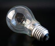 1 incandescence λαμπτήρας Στοκ φωτογραφία με δικαίωμα ελεύθερης χρήσης