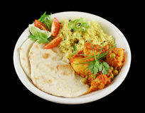 1 indiska vegetarian Royaltyfri Foto
