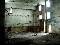 1 industriale andato Fotografia Stock