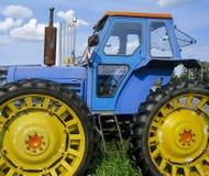 1 ingen traktor Royaltyfria Bilder
