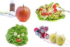 (1) inkasowa dieta Zdjęcia Stock