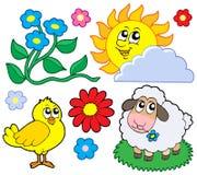 (1) inkasowa wiosna Fotografia Stock