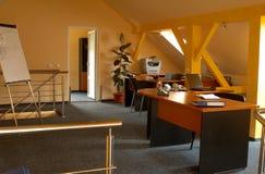 1 inre kontor Fotografering för Bildbyråer