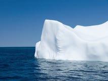 1 isberg Arkivbild