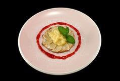 1 jabłka galettes Zdjęcie Royalty Free