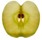 1 jabłko Fotografia Stock
