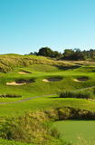 1 jack гольфа курса Стоковое фото RF
