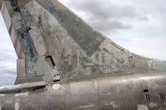1 jet weathered Στοκ Φωτογραφία