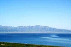 1 jeziora Obraz Royalty Free