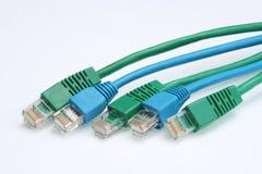 1 kablówki ethernet zdjęcie stock