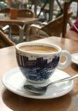 1 kaffeinternational Royaltyfri Fotografi