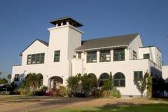1 Kalifornien hotell Arkivbild