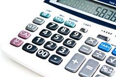(1) kalkulator Zdjęcia Stock