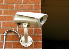 1 kamerasäkerhet Arkivfoton