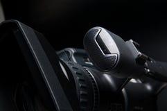 1 kameravideo arkivfoton