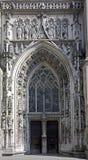 (1) katedralny Lausanne obraz royalty free