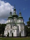 (1) katedralny stary Obraz Royalty Free
