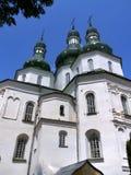 (1) katedralny stary Obrazy Royalty Free
