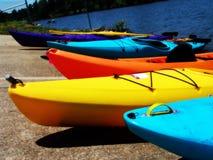 1 kayak Стоковое фото RF