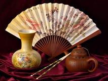 1 kinesiska livstid fortfarande Royaltyfri Bild