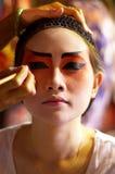 1 kinesiska opera Arkivfoto