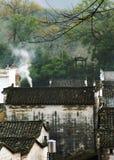 1 kinesiska traditionella husuppehåll Arkivbild