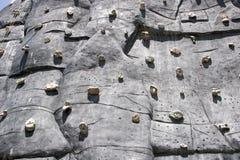1 klättringsportvägg arkivfoto