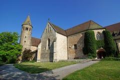 1 klasztorem lorch Fotografia Royalty Free
