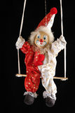 1 klaun Zdjęcie Royalty Free