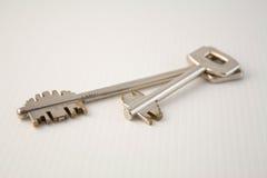 (1) kluczowa ochrona Obrazy Royalty Free