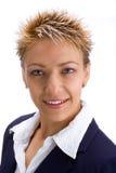 1 kobieta jednostek gospodarczych Fotografia Stock