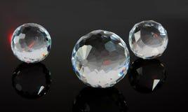 1 kristallsnittmagi Royaltyfria Bilder