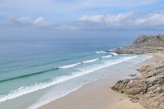 1 kust ingen västra spanjor Fotografering för Bildbyråer