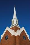 1 kyrka Royaltyfria Bilder