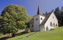 1 kyrkliga land Arkivbild