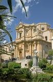 1 kyrkliga trevligt för barock Royaltyfri Fotografi