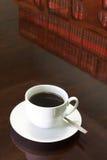 1 lagliga kaffekopp Royaltyfria Foton