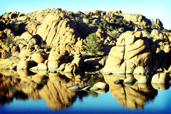 1 lake watson Arkivfoto