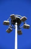 1 lampa royaltyfri foto