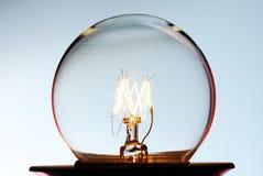 1 lamplampa Arkivbild