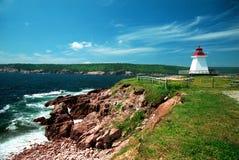1 lighthouse Στοκ Φωτογραφία