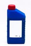1-Liter-Paket der Schmierölfrontseite Lizenzfreie Stockfotografie