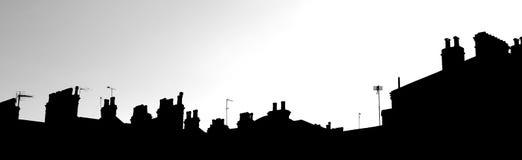 1 london horisont Royaltyfri Foto
