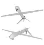 (1) lotniczy juczny bezpilotowy pojazd Obraz Stock