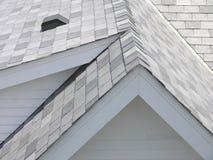 1 luksusów 3 linię dachu Fotografia Stock