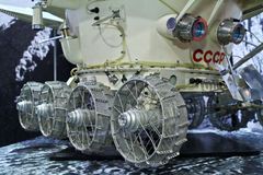 (1) lunokhod księżyc pojazd Zdjęcie Stock