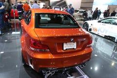 (1) m bmw coupe serie Zdjęcie Stock