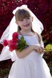 1 mała panna młoda Zdjęcia Stock
