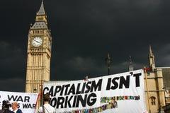 1 maio 2010 em Londres Imagens de Stock