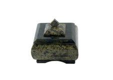 1 malachite κιβωτίων Στοκ Εικόνες